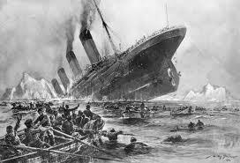 Se hunde el Titanic