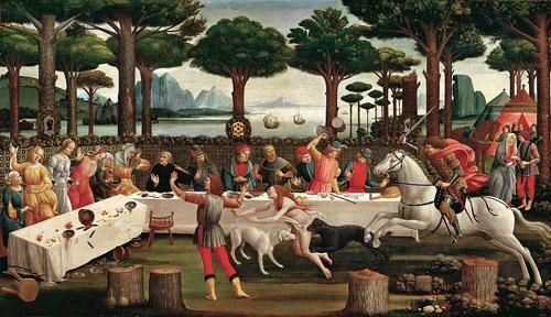 El banquete: el arte de hablar de política, religión y sexo