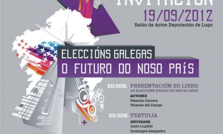 Entrevista na TVG: O impacto da rede nas eleccións