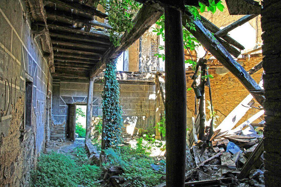 Villar de los Barrios: El Palacio de las Carralas se cae