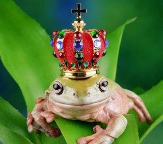 Dos millones de gallegos no confían en la rana