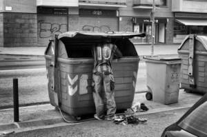 Líderes europeos en exclusión social