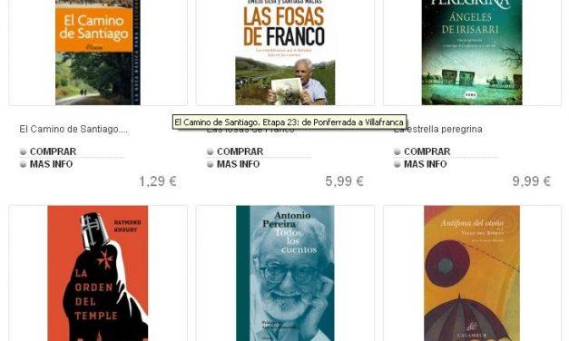El Catálogo de eBooksBierzo llega a 50 títulos
