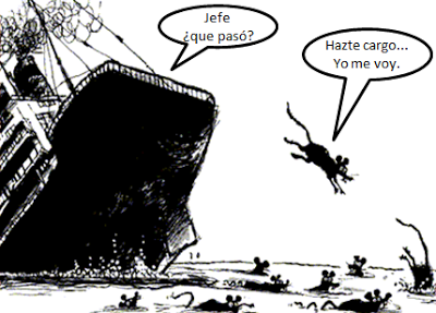 Más sobre Pescanova: las ratas abandonan el barco
