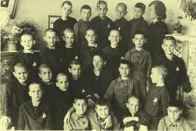 Memorias de un niño en Rusia: vida de un superviviente