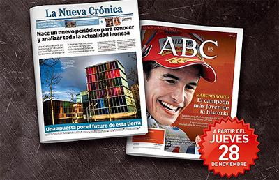 Nace en León y El Bierzo La Nueva Crónica