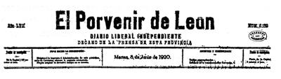 Nueva Crónica de las Yndias Leonesas