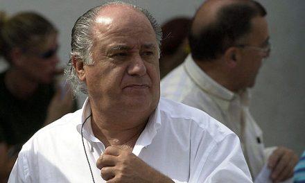 Conversación entre Amancio Ortega y el presidente Feijóo, 'real' como la vida misma