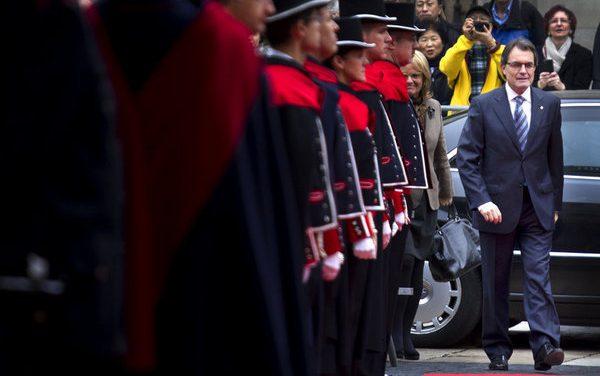 Catalunya Lliure: cinco días de noviembre