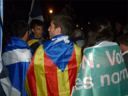 Scottish Tornarratos (y X):  Cataluña y Euskadi aprenden a conducir por la izquierda