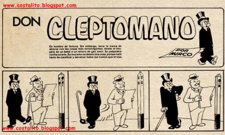 Cleptomanía