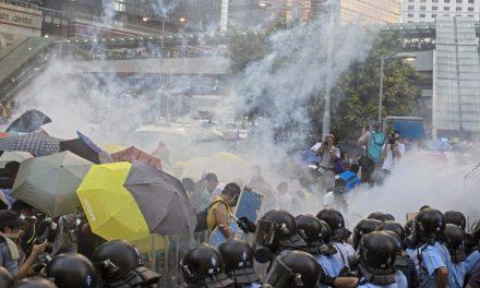 Perestroika que es gerundio: la revolución de los paraguas