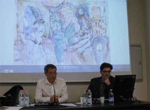 Arte y poesía de Mestre en Trento