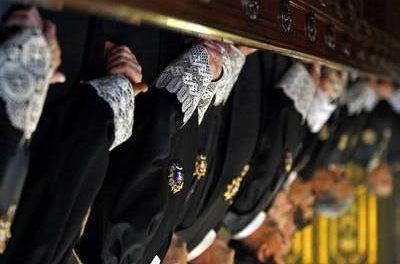 Los Jueces Decanos cuestionan la Justicia del siglo XIX
