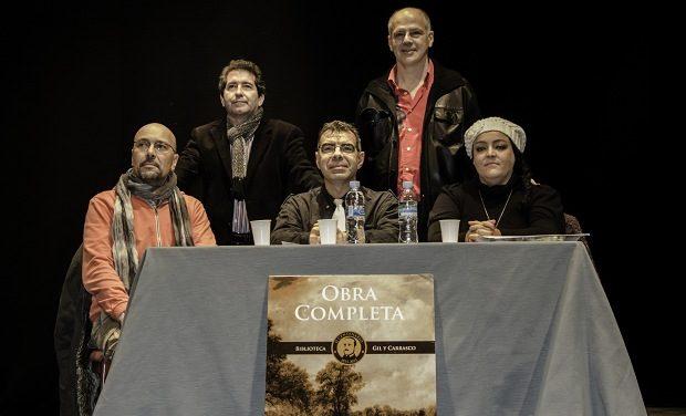 """Biblioteca Gil y Carrasco publica """"Crítica teatral"""" con imágenes y textos inéditos"""