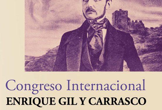 El Bierzo acogerá en julio el Congreso Internacional «Enrique Gil y Carrasco y el Romanticismo»