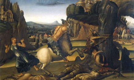 San Jorge y los Comuneros contra el dragón de la corrupción