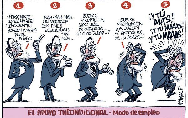 El despacho de abogados PP-PSOE