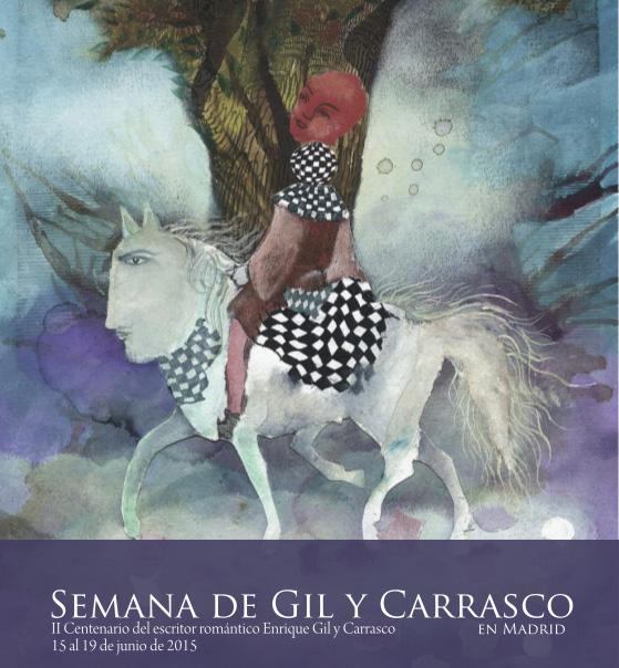 El romántico Gil y Carrasco desembarca en Madrid