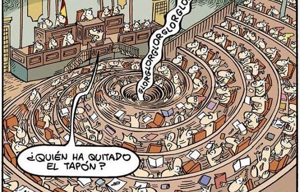 La herencia de Rajoy: envenenada y caótica