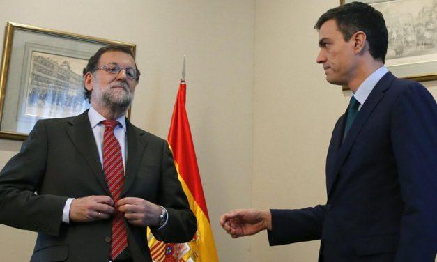 Normalidad ante la investidura de Pedro Sánchez