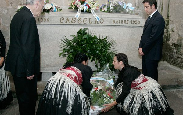 El PP canoniza al beato san Alberto Núñez Feijóo