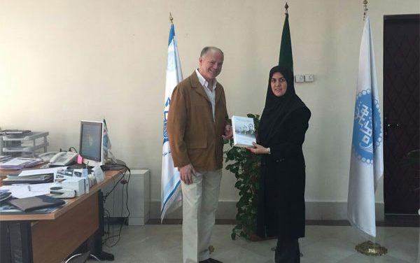 La Universidad de Teherán estudia a Gil y Carrasco