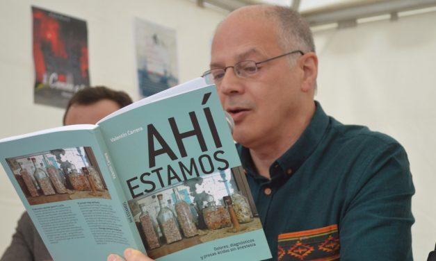 La Nueva Crónica distribuye el libro AHÍ ESTAMOS