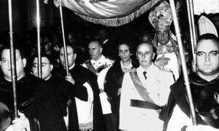 Mariano, presidente por la gracia de Dios