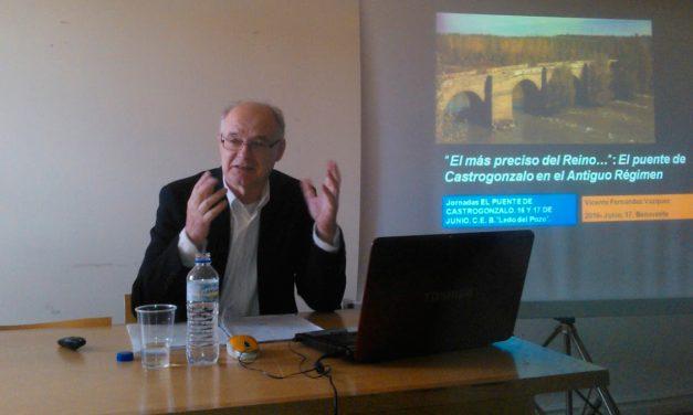 Enhorabuena a Tito Fernández, Premio Ciudad de Ponferrada