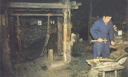 Pepe de Noceda, el último herrero del Bierzo