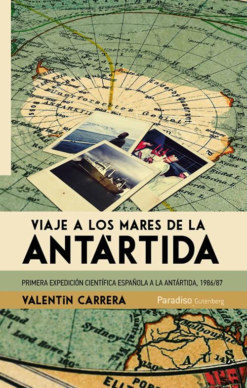 Viaje a los mares de la Antártida