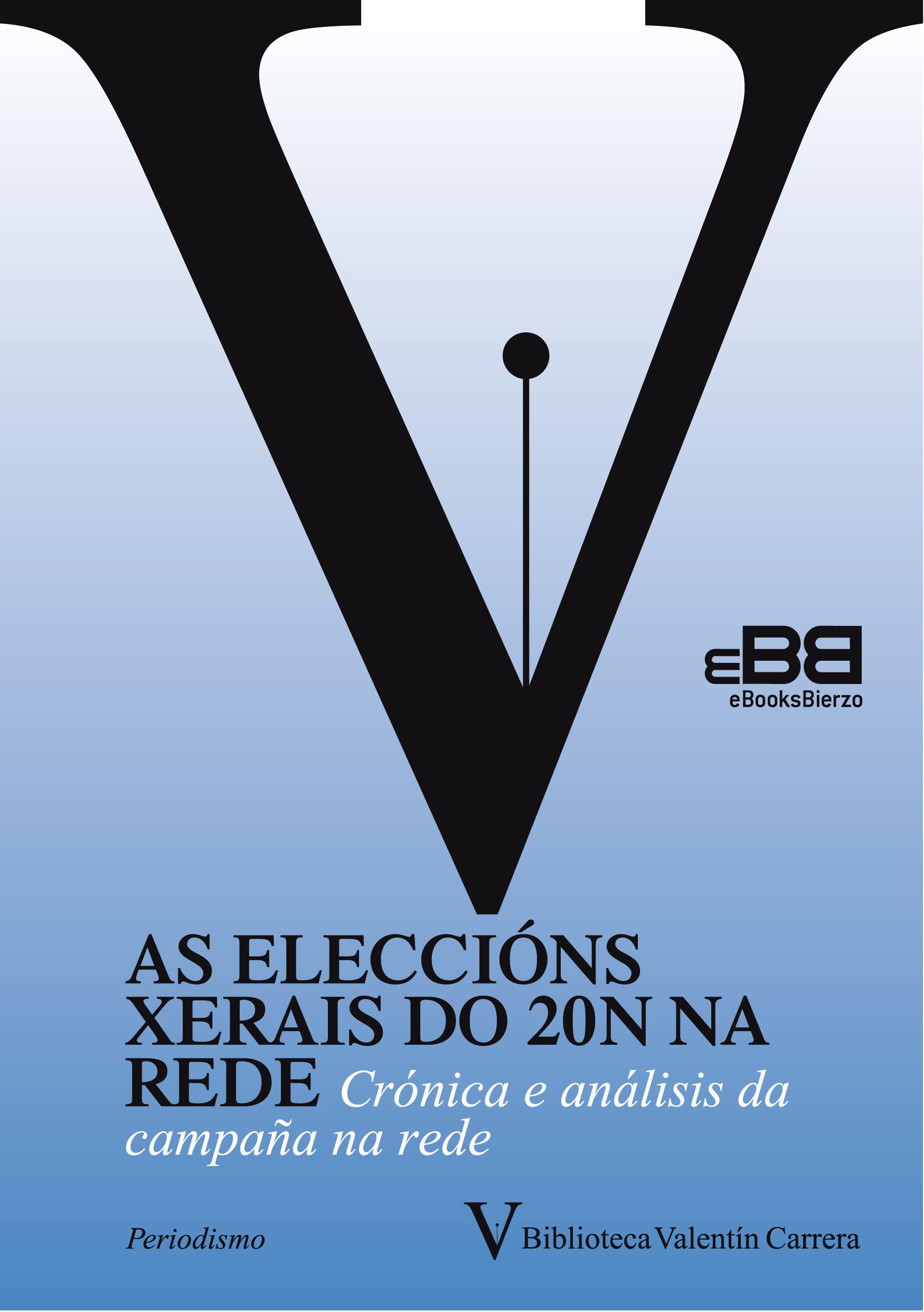 As eleccións xerais do 20N na rede