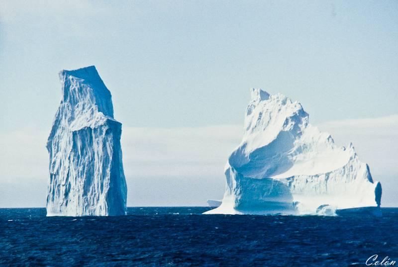 Iceberg a