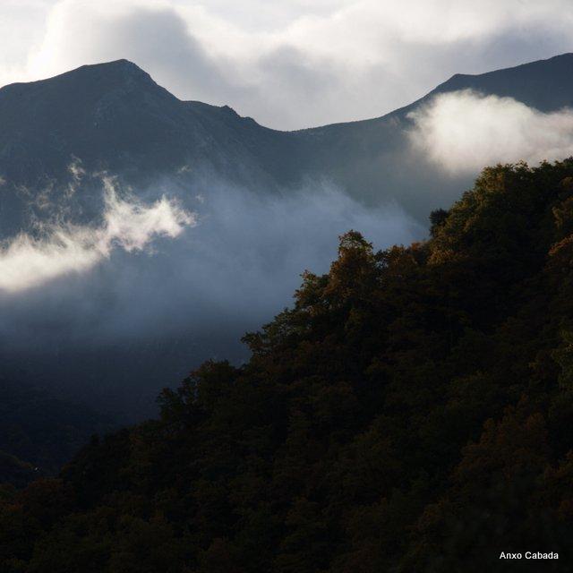 el valle silencio