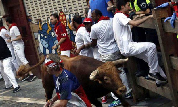 Sanfermines: la inercia de una España residual