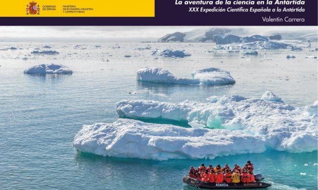 Novedad: La aventura de la ciencia en la Antártida