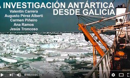 A INVESTIGACIÓN ANTÁRTICA DESDE GALICIA