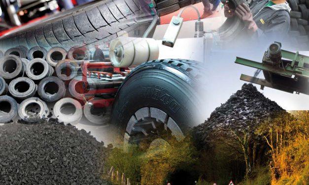 Economía circular frente a la incineración de neumáticos