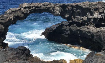 El Hierro. Galería I. Hacia la isla 100€ sostenible