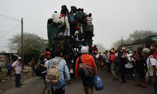 El tsunami de las migraciones llama a tu puerta