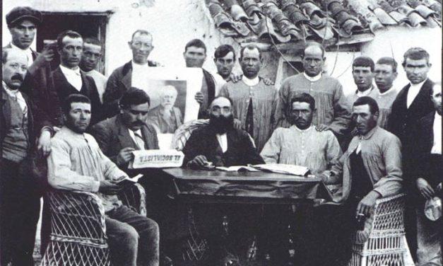 O Sal da Terra: As orixes do movemento obreiro galego