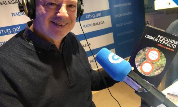 Radio Galega: «O caso Pescanova, una estafa piramidal similar a Banesto»