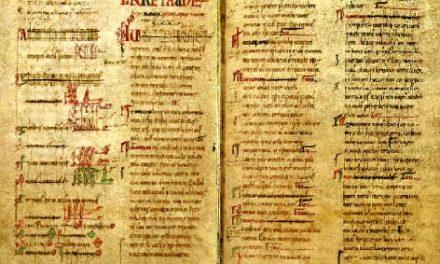 Lectura de los Decreta de Alfonso IX, Rey de León