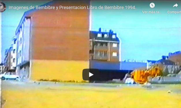 Recuerdos: Presentación del Álbum de Bembibre en 1994