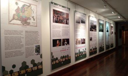 La exposición sobre Enrique Gil puede verse en Casa Botines hasta el próximo domingo