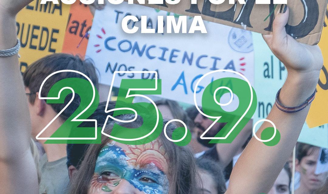 Día Global de Acciones por el Clima