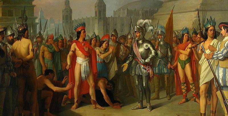 Hernán Cortés Igea y el imperialismo de Pacotilla