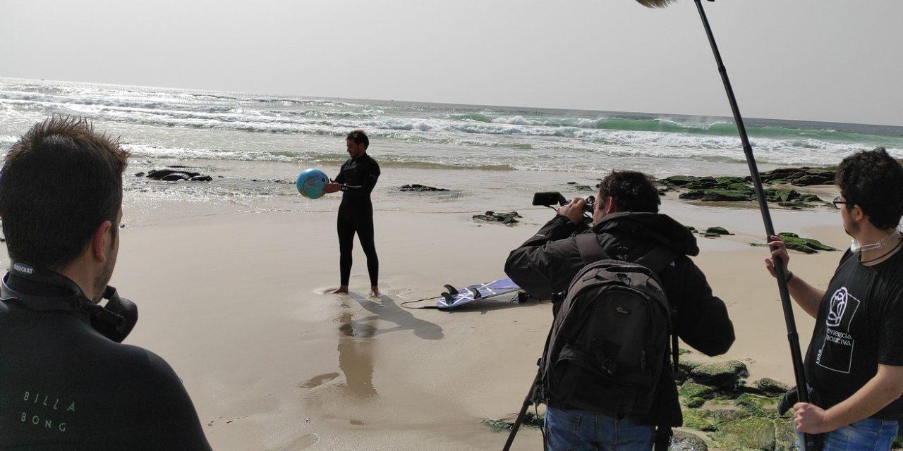 «O mar de Galicia ante o cambio climático», un documental de Valentín Carrera para TVG